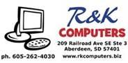 R&K Small Logo