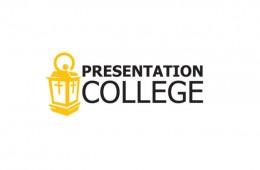 Presentation College News Logo