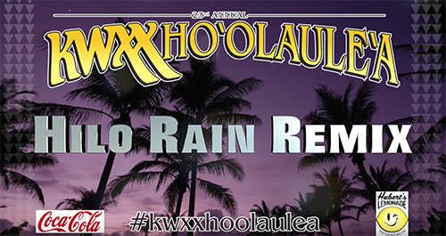 HILO RAIN REMIX