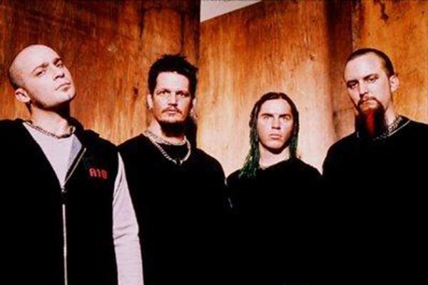 Disturbed-2000