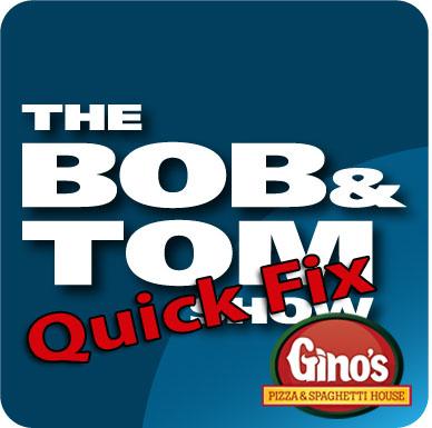 Bob Tom Quick Fix Rock 105