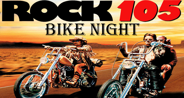 Rock 105 Bike Night