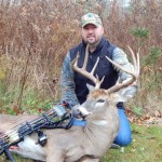 "Jamie ""Big Dog"" McKibbin 11 Points Jackson County Bow"