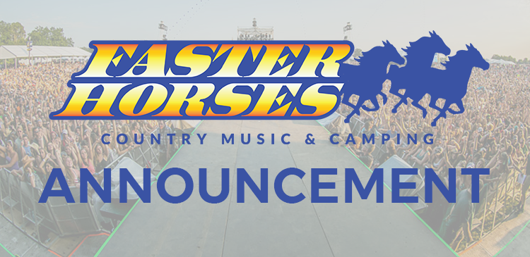 Faster Horses Announcement