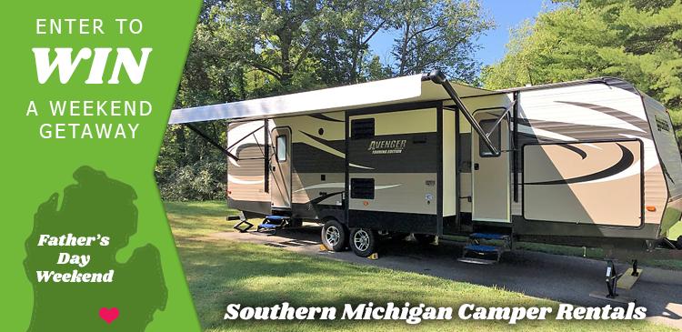 Win a Getaway in Michigan's Backyard!