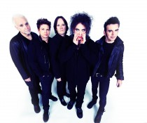 The Cure high res photo