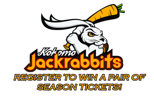 Kokomo Jackrabbits Season Tickets