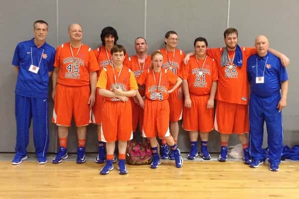 Marshall 2 captured Runner-up in the B Red Division earning a silver medal.