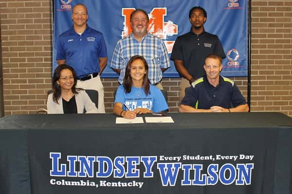 lindsey wilson college softball field address