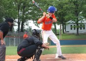 Lucas Forsythe recorded the only hit for the Marshals in their 10-0 loss to #4 McCracken County.
