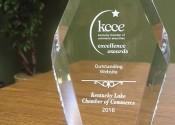 KCCE Award