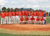 4th District Champion Marshall County Marshals
