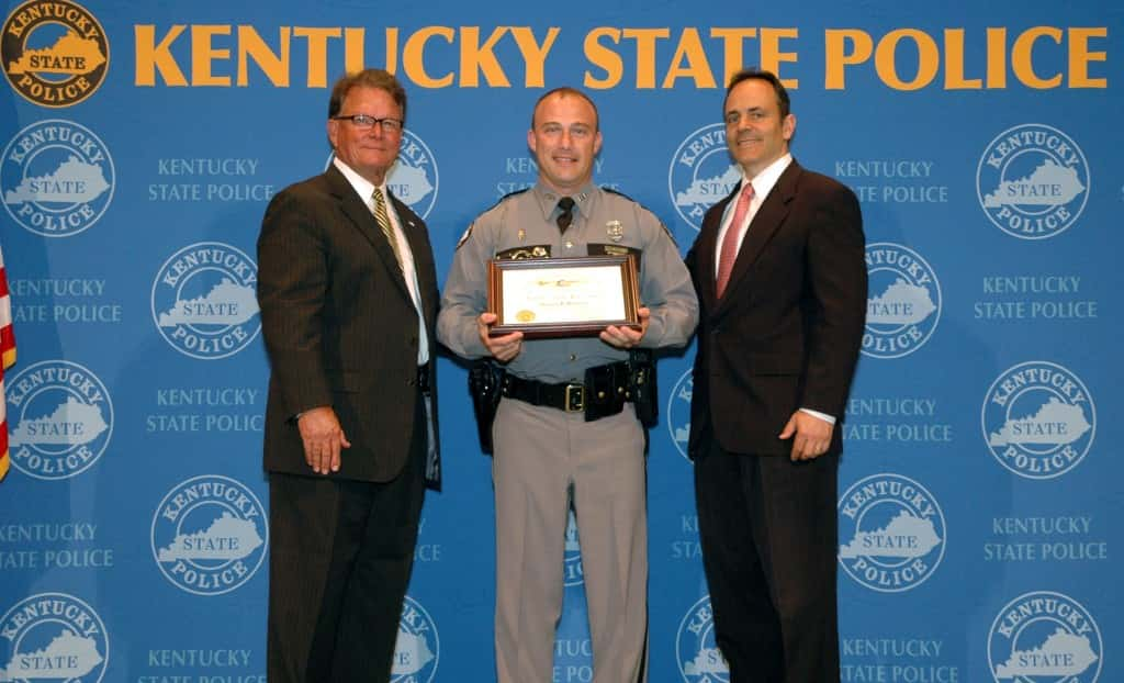 KSP Williams Tpr of the Year