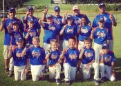 CFSB Marshall County Mayhem 10U-2016