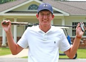 Austin Knight, MSU Golf Team. Photo - Dave Winder, Murray State Athletics