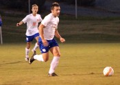 Dawson Jolley scored in the second overtime period to give the Marshals a 1-0 win over Graves County.
