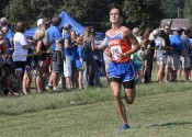 Jackson Yates finished 9th in the boy's race among a field of 183 runners.