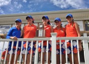 Marshall County girl's golf team finished First Region runner-up at Monday's tournament at Calvert City Country Club.