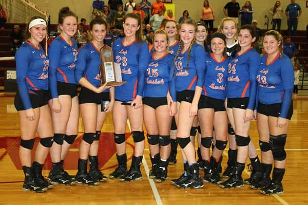 The Lady Marshals finish the 2016 season as 1st Region Tournament runner-up with a 28-12 record.