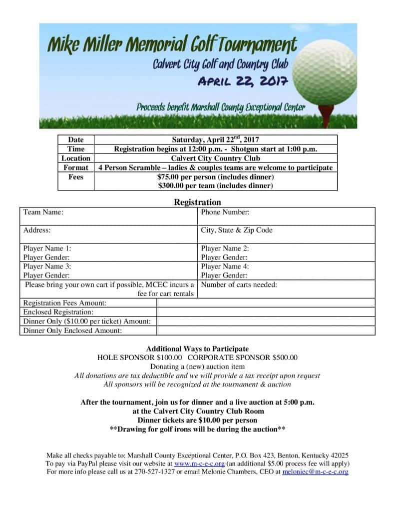 Exceptional Center To Host Annual Golf Tournament Fundraiser - Us zip code or city and country