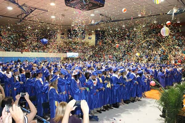 commencement held  marshall county high school class   marshall county dailycom