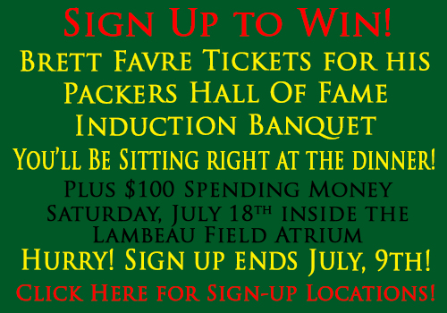 Brett Favre Sign Up