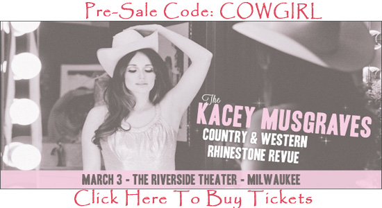 Musgraves Pre-Sale