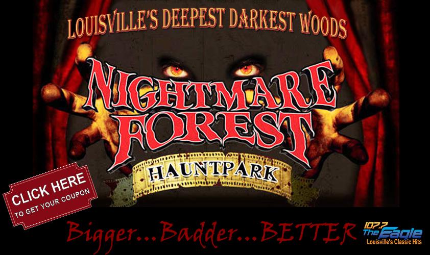 Nightmare Forest Bigger Badder Better plain