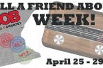 Tell A Friend About BOB Week