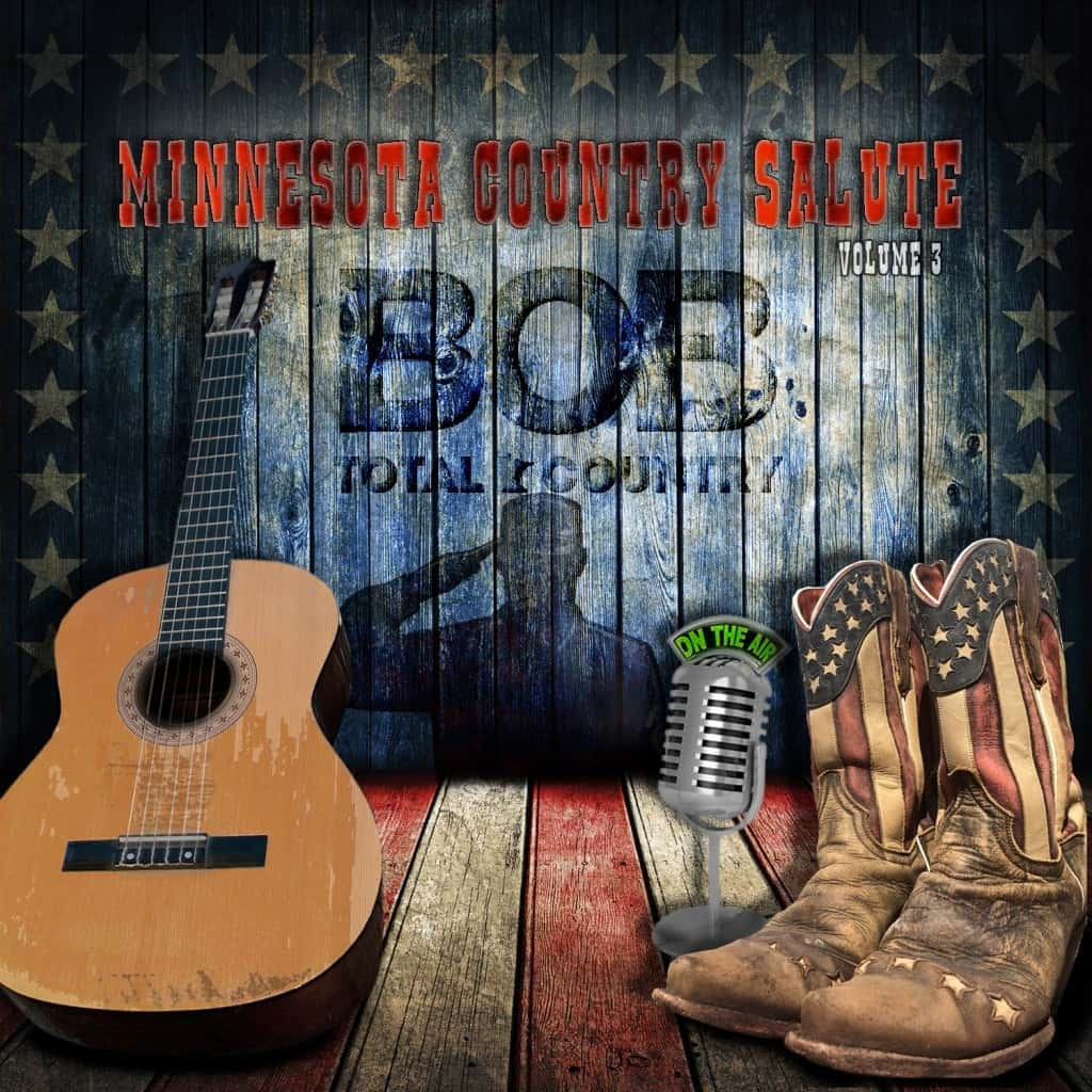 Sue Hughes Country Salute CD Design 1