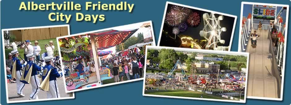 Albertville Friendly City Days 2018