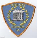 Vincennes Police patch