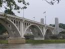 Lincoln Memorial Bridge at Vincennes