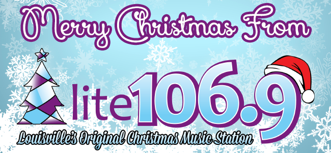 Lite 106.9 Goes All Christmas Music | WVEZ |1069 PLAY