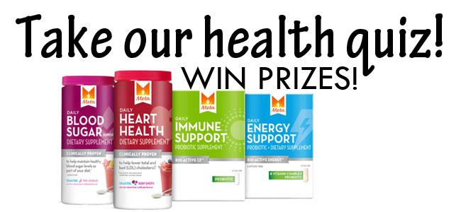 HealthQuiz-Prizes