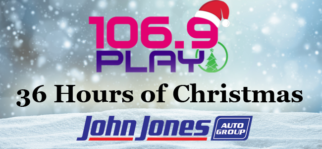 106.9 Play Louisville's Original Christmas Music Station | WVEZ ...