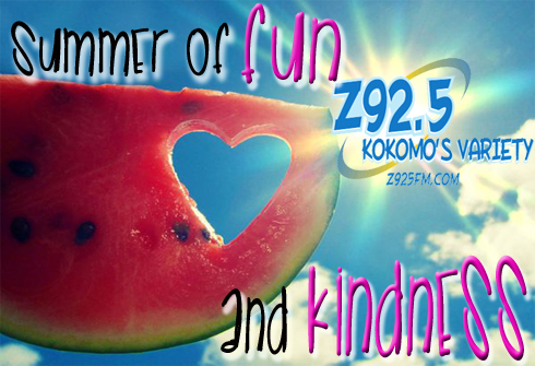 Z SUMMER OF FUN AND KINDNESS