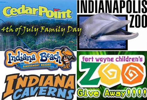 4th of July Family Fun Day Giveaway