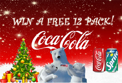 Coca Cola 12 Pack Giveaway