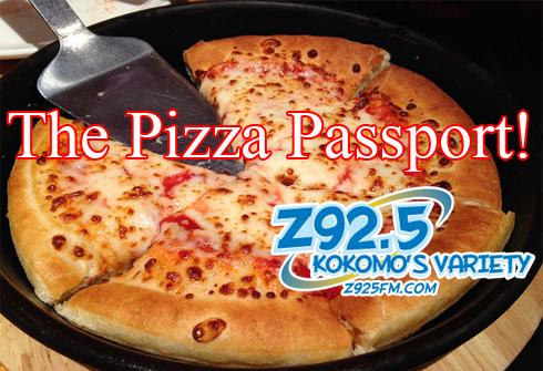Pizza Passport