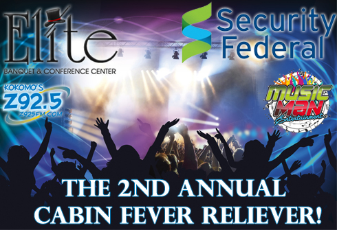 The 2nd Annual Cabin Fever Reliever! Happy Valentineu0027s Day! The 46th Annual  Z92.5 Home Show
