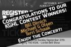 2015 9 30 - Concert winners