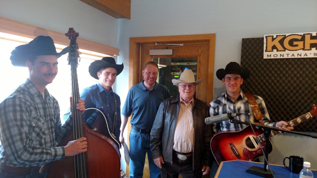 High Country Cowboys with Lonnie Bell and Nick Tyler
