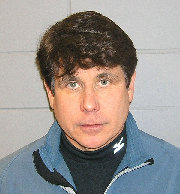 Blagojevich files appeal in re-sentencing