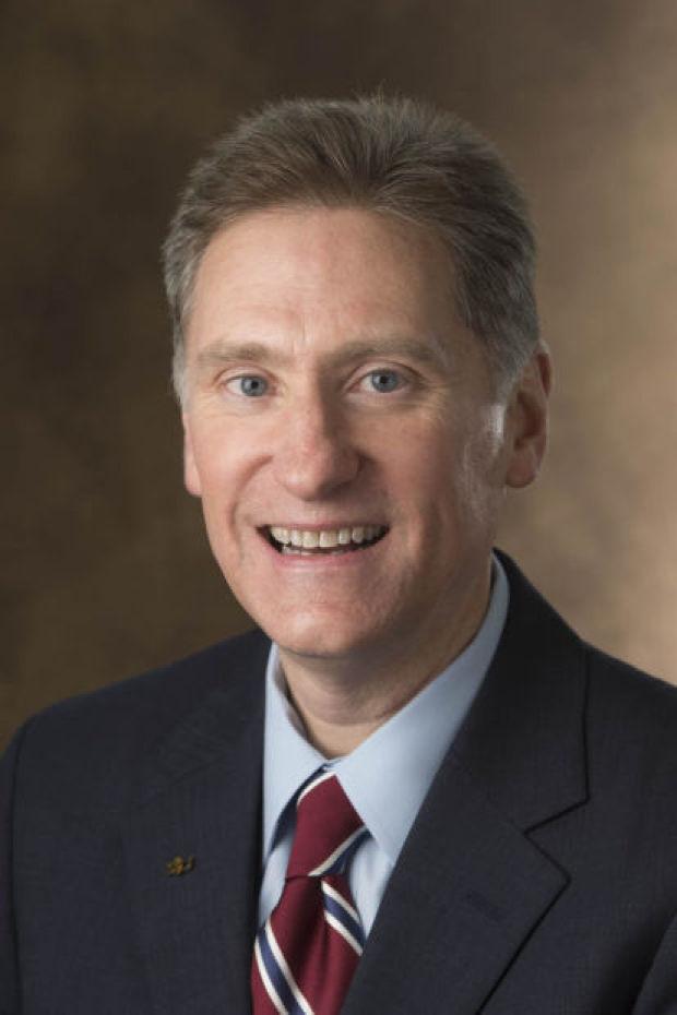 SIU President Randy Dunn