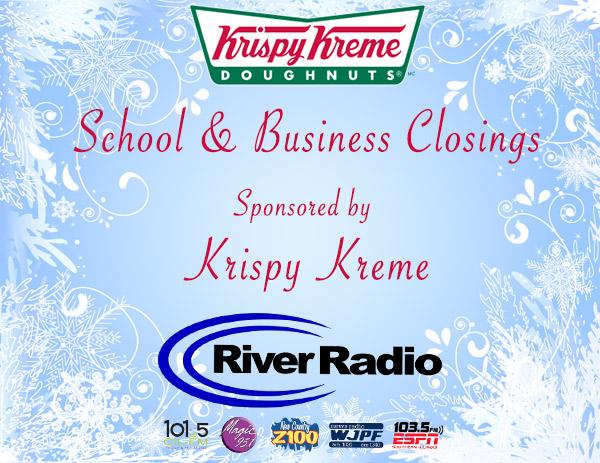 School & Business Closings