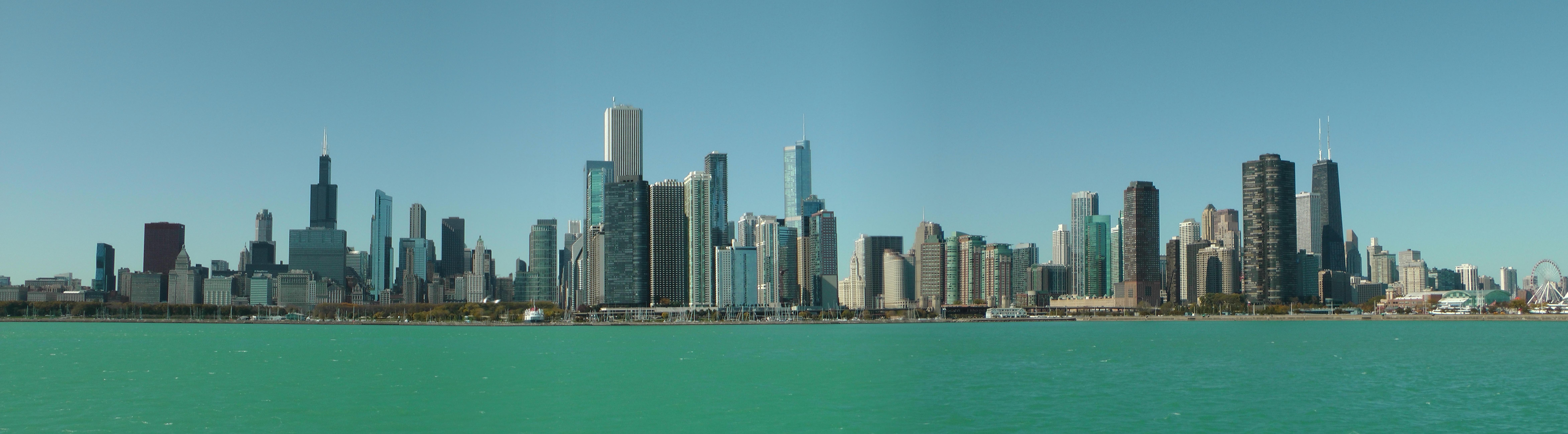 Chicago_Skyline_from_Lake_Michigan
