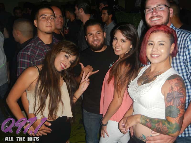 Q97.1 with Jidenna in Fresno   #Q971