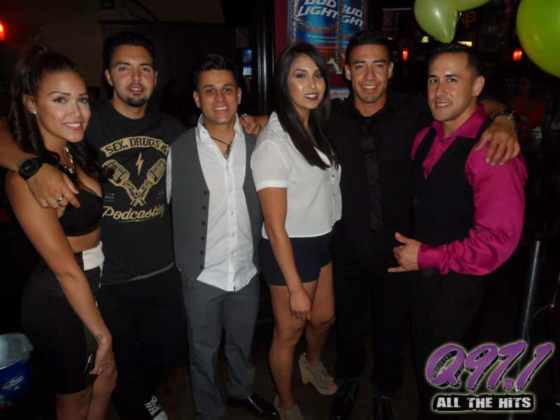 Q97.1 at Club Score in the Tower Friday 8/14 | #Q971