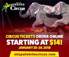 Mizpah Shrine Circus